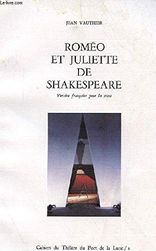 9782905810366: ROMEO ET JULIETTE/SHAKESPEARE