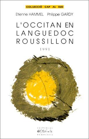 9782905828538: L'occitan en Languedoc-Roussillon: 1991