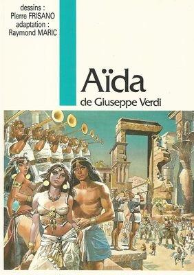 9782905864017: Aïda : De Giuseppe Verdi (Opéra-bande dessinée)