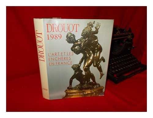 9782905890047: Drouot 1989