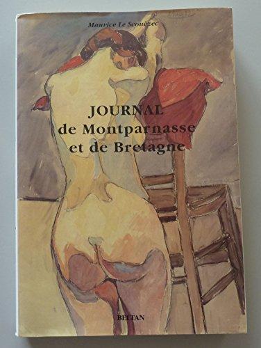 Journal De Montparnasse Et De Bretagne: Le Scouëzec Maurice