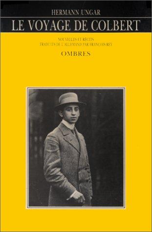 9782905964205: Le Voyage de Colbert (French Edition)