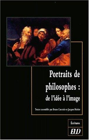 Portraits de philosophes De l'idee a l'image: Curatolo Bruno