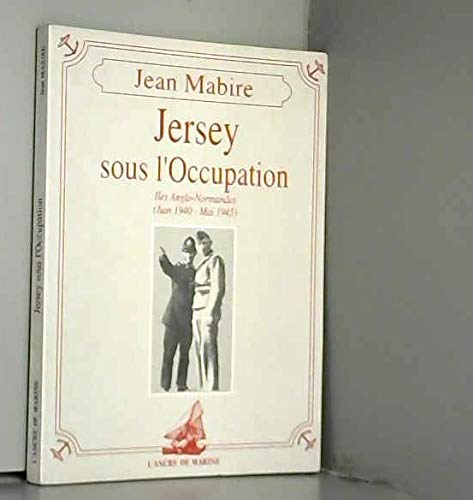 9782905970688: Jersey sous l'Occupation