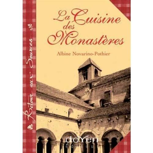 9782905990150: La cuisine des monastères (French Edition)