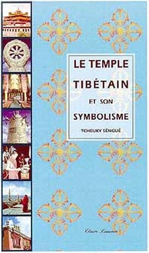 9782905998408: Le temple tibétain et son symbolisme
