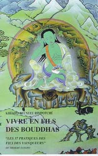 9782905998439: Vivre en fils des bouddhas : Commentaire du poème