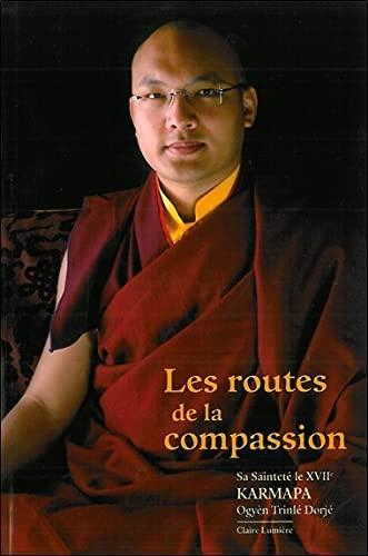 ROUTES DE LA COMPASSION -LES-: OGYEN TRINLE DORJE