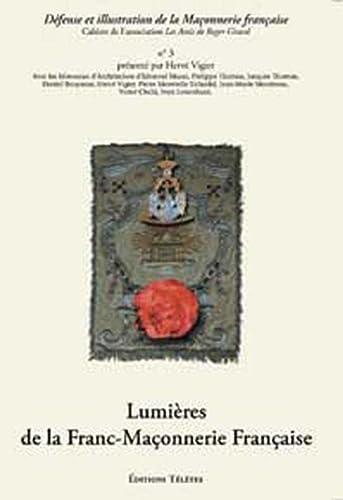 9782906031647: Lumières de la Franc-Maçonnerie française