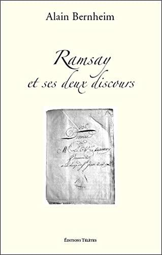9782906031746: Ramsay et ses deux discours