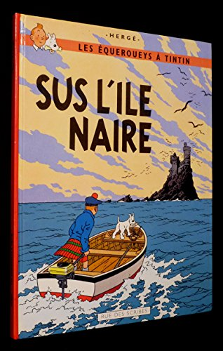 9782906064355: Les equeroueys a tintin:sus l'ile naire