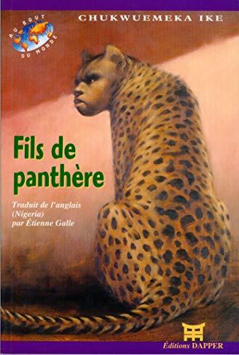 Fils de panthère (9782906067547) by Ike