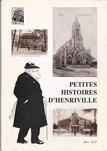 9782906111219: Petites histoires d'Henriville
