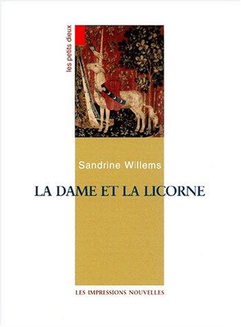 9782906131293: La dame et la licorne