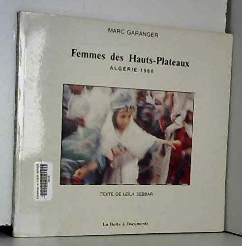 9782906164093: Femmes des Hauts-Plateaux : Algérie 1960