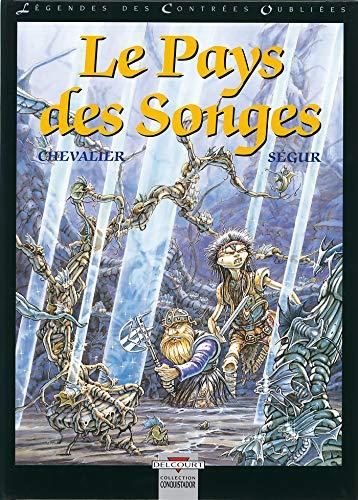9782906187207: Le pays des songes