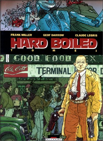 9782906187504: Hard boiled, tome 1