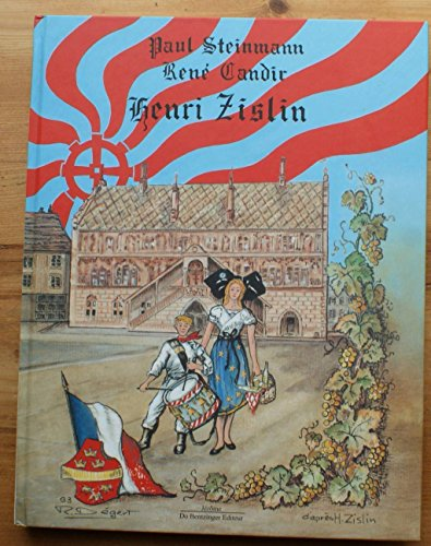 Henri Zislin (French Edition) (2906238368) by Steinmann, Paul