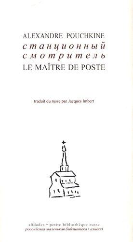 9782906266896: Le maître de poste : Editions-russe-français