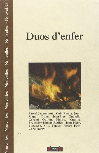 9782906278639: Duos d'enfer (French Edition)