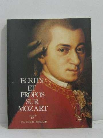 9782906284975: Ecrits et propos sur Mozart