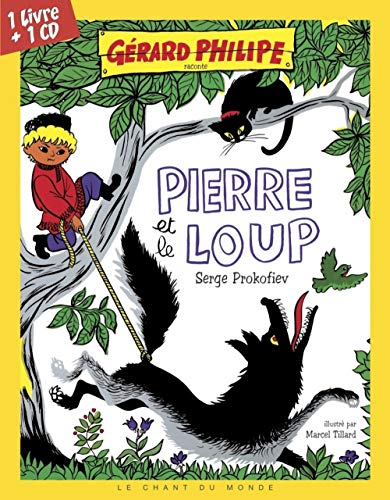 9782906310704: Pierre et le loup (1CD audio)