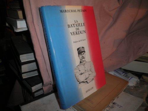9782906316027: La bataille de Verdun