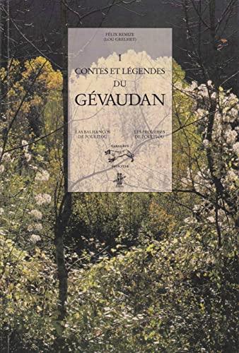 9782906334427: Contes et légendes du Gévaudan