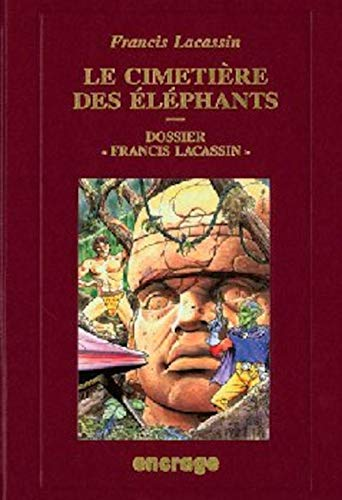 9782906389755: Le cimetière des éléphants : Variations sur l'étrange