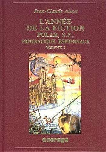 9782906389779: L'Année de la fiction, 1995-1997