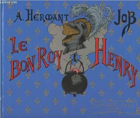 9782906483064: Le Bon Roy Henry