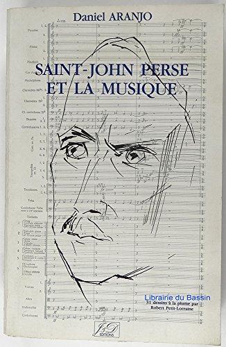 9782906483125: Saint-John Perse et la musique (French Edition)