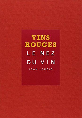 9782906518018: Le Nez du Vin : Les Vins Rouges, 12 arômes (en français) (coffret toile)