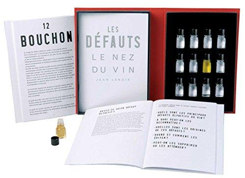 9782906518483: Le Nez du Vin : Les Défauts (Los Defectos) 12 arômes (en espagnol)