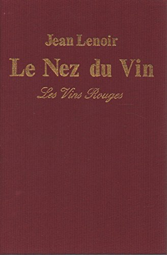 9782906518537: Le Nez du Vin : Les Vins Rouges 12 arômes (en allemand) (coffret toile)