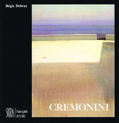 9782906524590: Cremonini / aquarelles et petits formats / 1951-1993 / [exposition organisee au musee-galerie de la