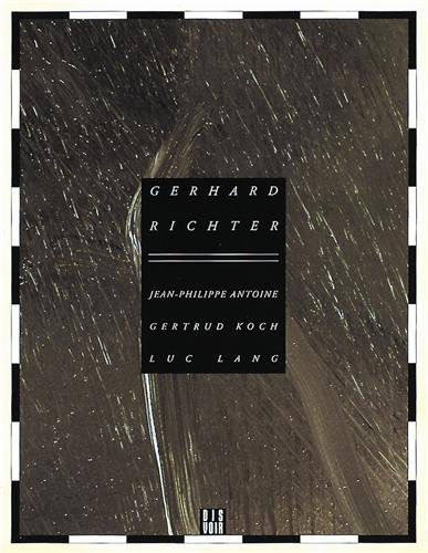 9782906571396: Gerhard Richter