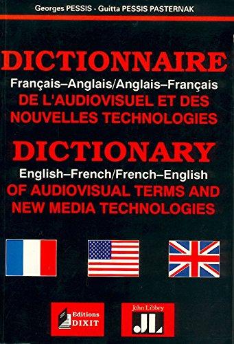 9782906587502: Dictionnaire de l'audiovisuel et des nouvelles technologies : Français-anglais, anglais-français...