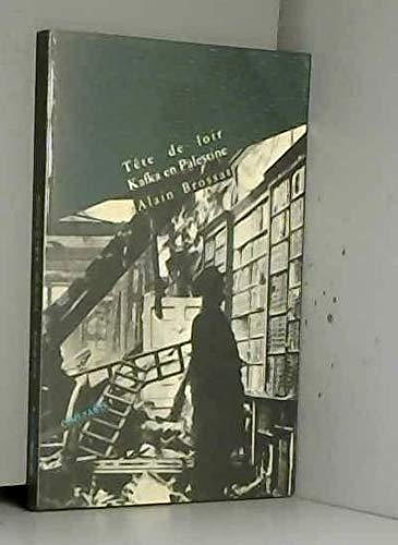 9782906724167: Tete de loir ; Kafka en Palestine (French Edition)