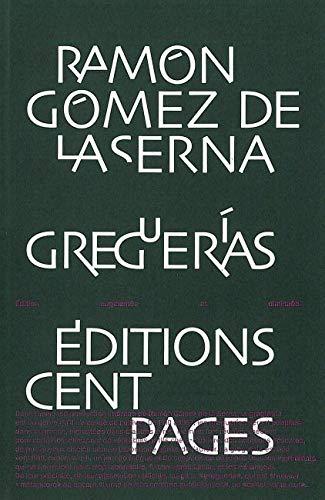 9782906724952: Greguerías