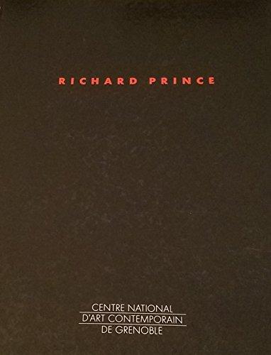 9782906732162: Richard Prince