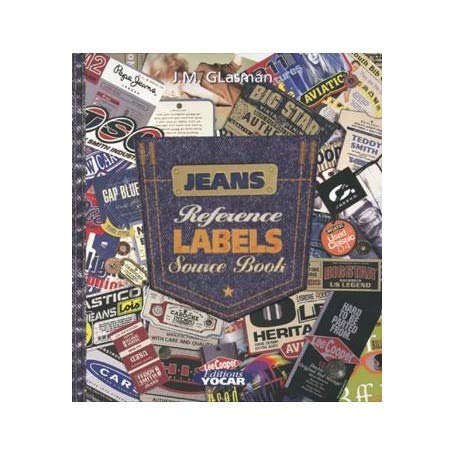 9782906792104: JEANS REFERENCE LABELS SOURCE BOOKS