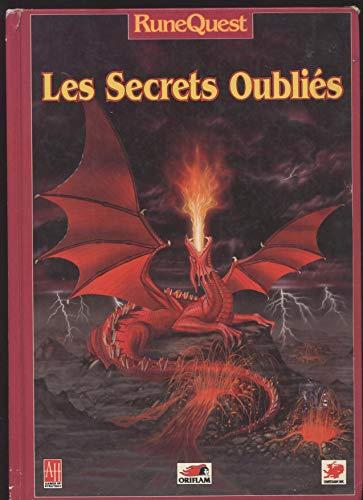 9782906897281: Les secrets oublies RUNEQUEST