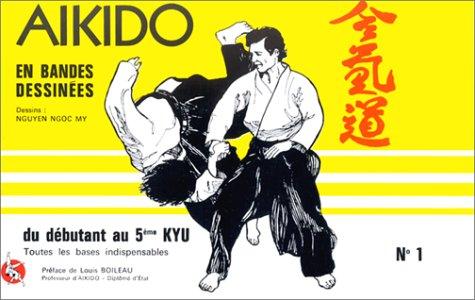 9782906914346: Aïkido en bandes dessinées, tome 1