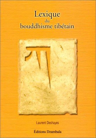 9782906940239: Lexique du bouddhisme tib�tain