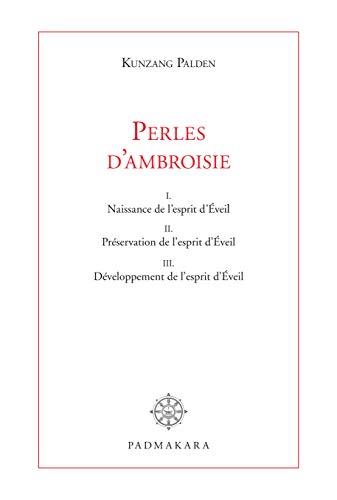 PERLES D'AMBROISIE, COMMENTAIRE LITTERAL DE LA MARCHE: KUNZANG PALDEN