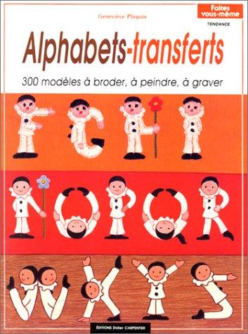 9782906962507: Alphabets - transferts