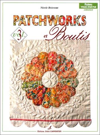 9782906962606: Patchworks et boutis