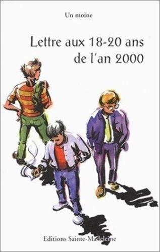 9782906972322: Lettre aux 18-20 ans de l'an 2000