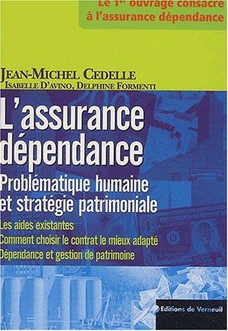 9782906994522: L'assurance dépendance